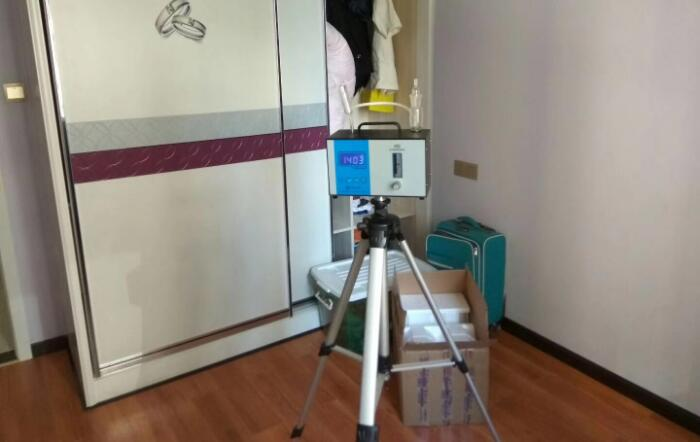 西安陽光台365甲醛檢測
